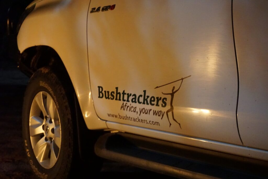 Auto: Bushtrackers 4x4 Camper Van © badenduo.de