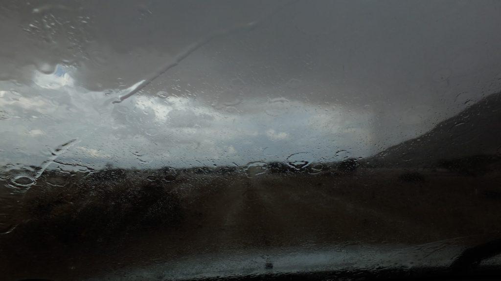 Regenzeit in Afrika 1