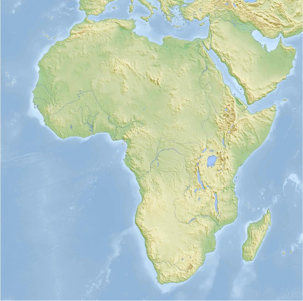 Landschaften im Süden Afrikas 1