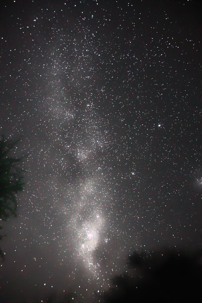 Milchstrasse Kalahari © badenduo.de